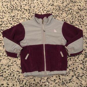 NorthFace Fleece Zipup Jacket